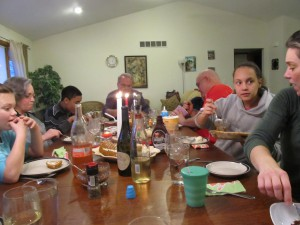 Our Family Feast