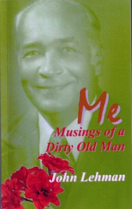Front cover of John's book