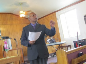 Pastor Roy Williams
