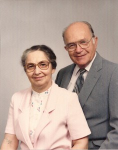 Rhoda and Martin Lehman