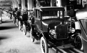 1926-ford asslembly line